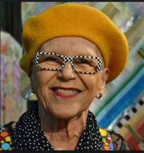 The late great Yvonne Porcella
